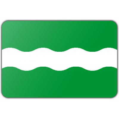 Gemeente Bunnik vlag (150x225cm)