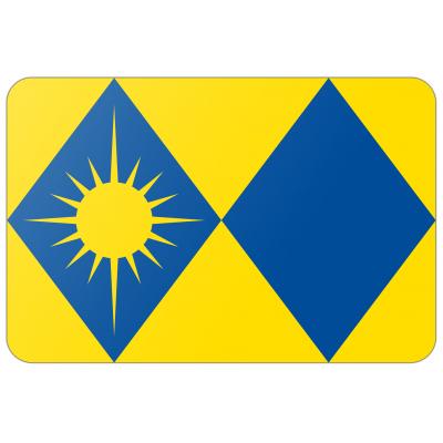 Gemeente Son en Breugel vlag (150x225cm)