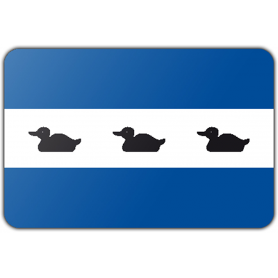 Gemeente Diemen vlag (150x225cm)