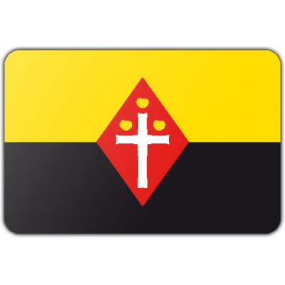 Gemeente Best vlag (70x100cm)