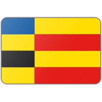 Gemeente Geldermalsen vlag (70x100cm)