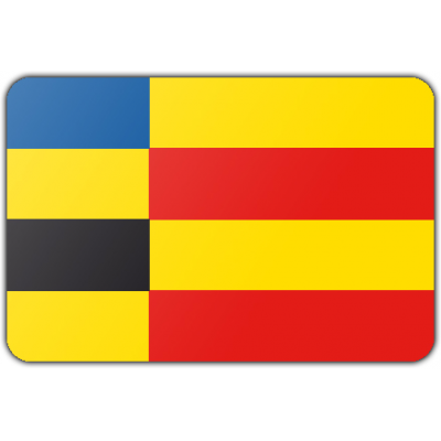 Gemeente Geldermalsen vlag (150x225cm)