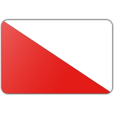 Gemeente Utrecht vlag (70x100cm)