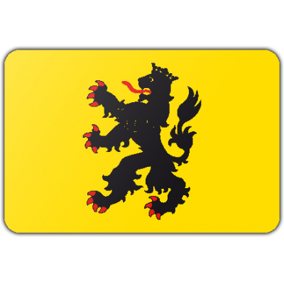 Gemeente Hulst vlag (150x225cm)