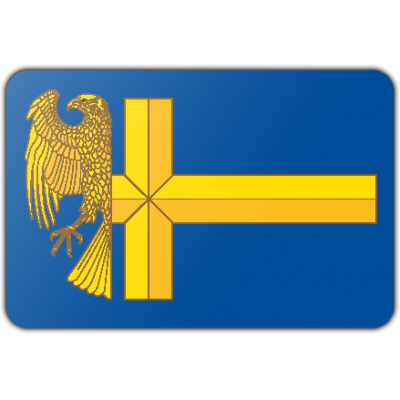 Gemeente Bunschoten vlag (150x225cm)