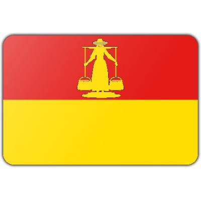 Gemeente Huizen vlag (70x100cm)