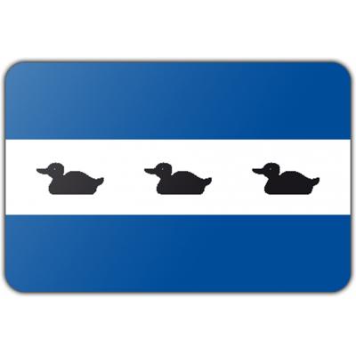 Gemeente Diemen vlag (200x300cm)