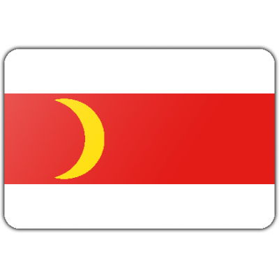 Gemeente Doesburg vlag (200x300cm)
