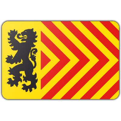 Gemeente Langedijk vlag (70x100cm)