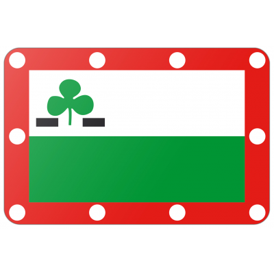 Gemeente Meppel vlag (200x300cm)