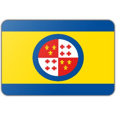 Gemeente Harlingen vlag (200x300cm)