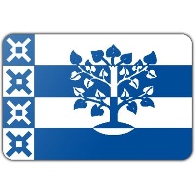 Gemeente Haaren vlag (70x100cm)