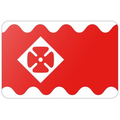 Gemeente Oudewater vlag (70x100cm)