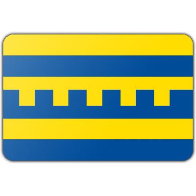 Gemeente Harderwijk vlag (70x100cm)