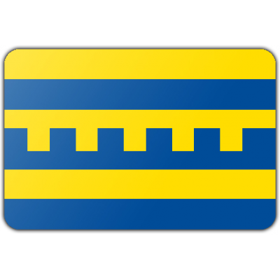 Gemeente Harderwijk vlag (150x225cm)