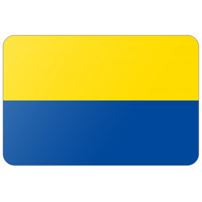 Gemeente Zandvoort vlag (70x100cm)