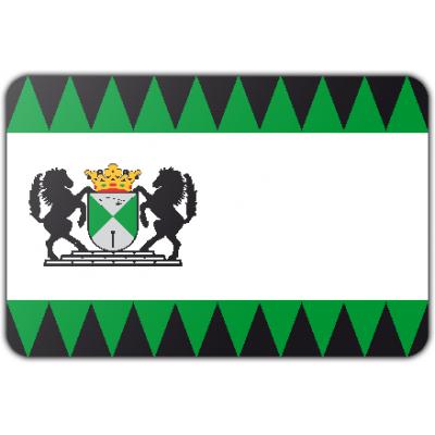Gemeente Emmen vlag (100x150cm)