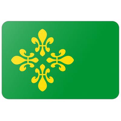 Gemeente Midden-Drenthe vlag (200x300cm)