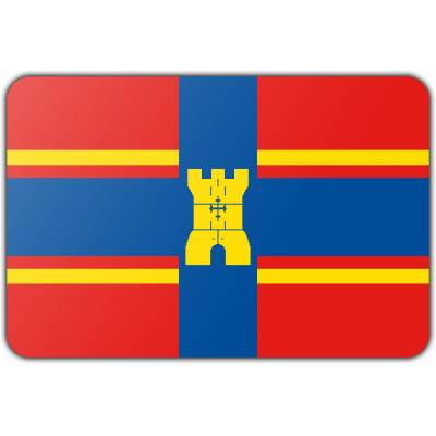 Gemeente Coevorden vlag (70x100cm)