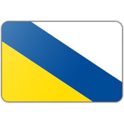 Gemeente Ommen vlag (100x150cm)