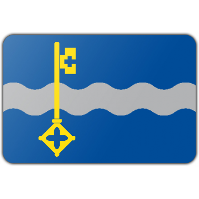 Gemeente De Marne vlag (200x300cm)