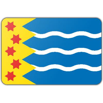 Gemeente Oldambt vlag (150x225cm)