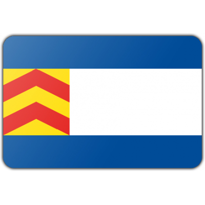 Gemeente Oud-Beijerland vlag (200x300cm)