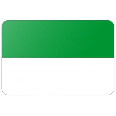 Gemeente Vlieland vlag (100x150cm)