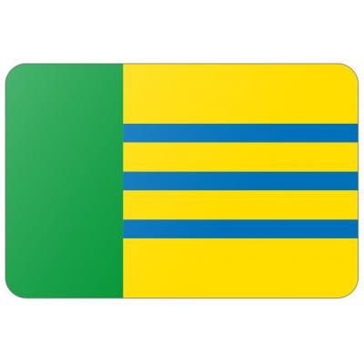 Gemeente Woensdrecht vlag (200x300cm)