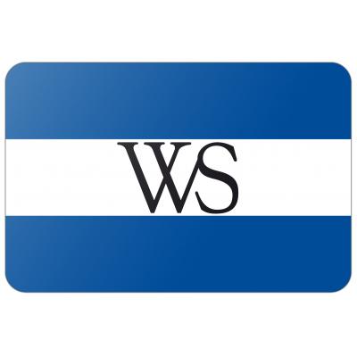 Gemeente Weesp vlag (100x150cm)