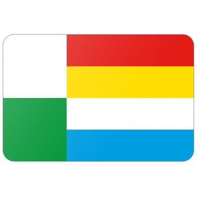 Gemeente Oss vlag (70x100cm)
