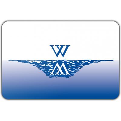 Gemeente Waterland vlag (200x300cm)