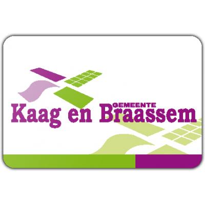 Gemeente Kaag en Braassem vlag (70x100cm)