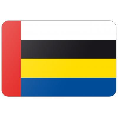 Gemeente Nuenen Gerwen Nederwetten vlag (70x100cm)