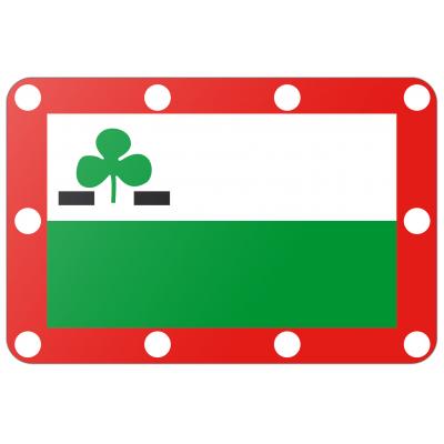 Gemeente Meppel vlag (150x225cm)