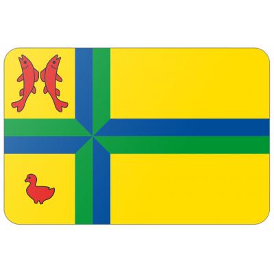Gemeente Werkendam vlag (100x150cm)