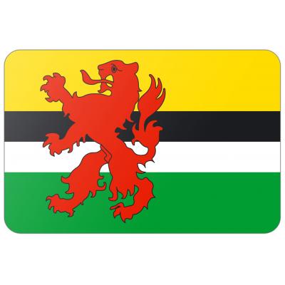 Gemeente Geertruidenberg vlag (150x225cm)