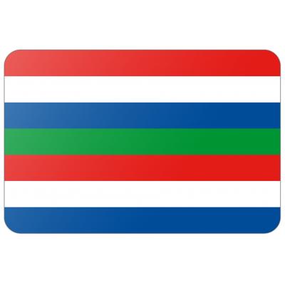 Gemeente Schiermonnikoog vlag (150x225cm)