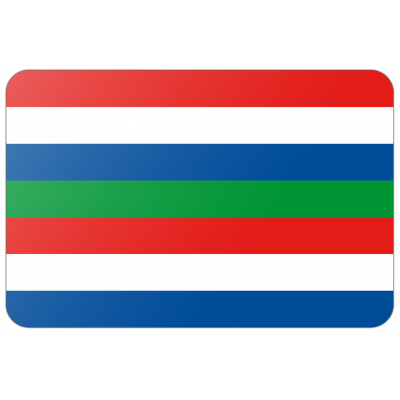 Gemeente Schiermonnikoog vlag (200x300cm)
