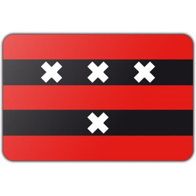 Gemeente Amstelveen vlag (150x225cm)