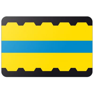 Gemeente Veenendaal vlag (200x300cm)
