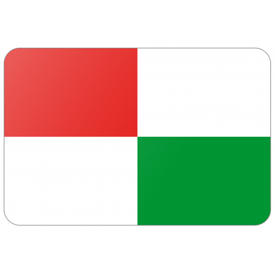 Gemeente Opsterland vlag (200x300cm)