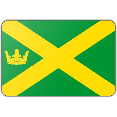 Gemeente Aa en Hunze vlag (70x100cm)