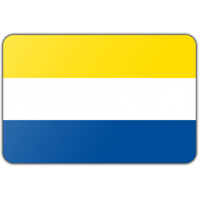 Gemeente Heerhugowaard vlag (200x300cm)