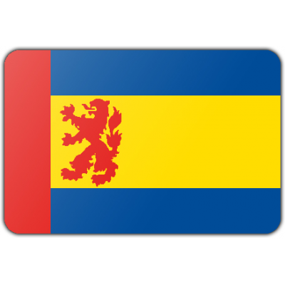 Gemeente Opmeer vlag (100x150cm)
