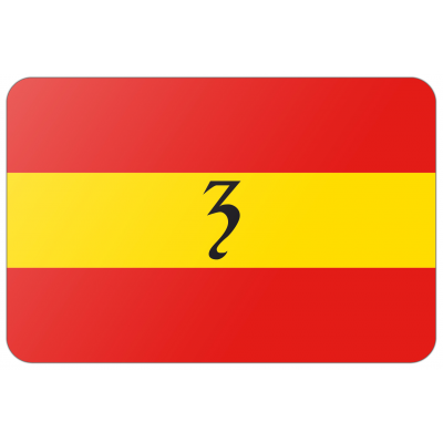 Gemeente Zevenaar vlag (70x100cm)