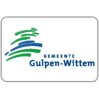 Gemeente Gulpen-Wittem vlag (70x100cm)