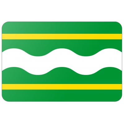 Gemeente Soest vlag (200x300cm)