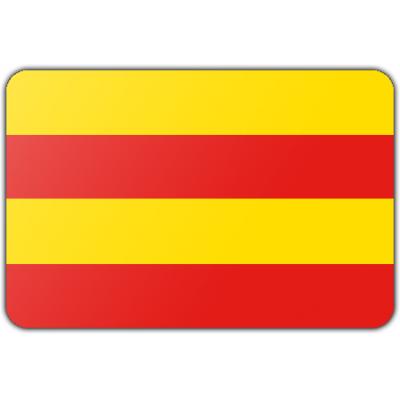 Gemeente Heemstede vlag (70x100cm)
