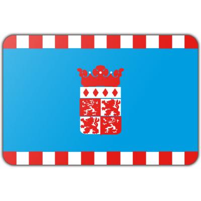 Gemeente Veldhoven vlag (70x100cm)